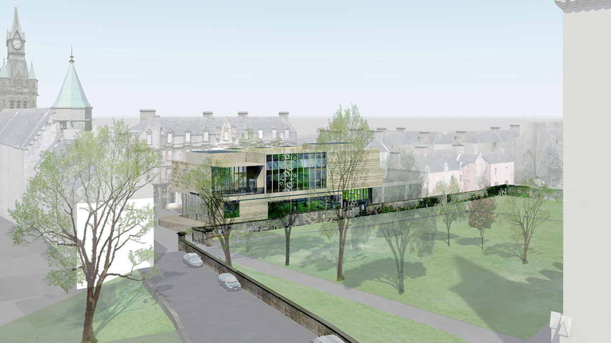 Dunfermline Museum competition entry