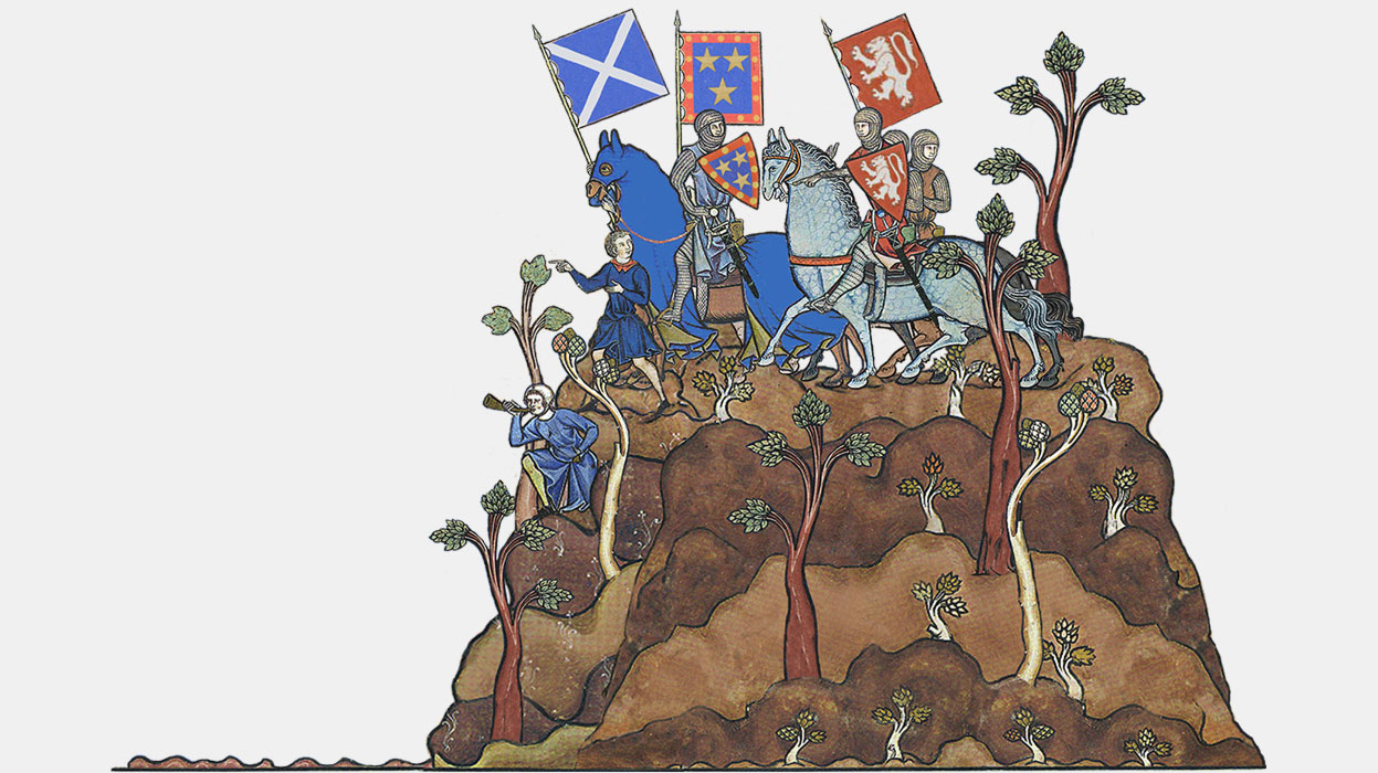Battle of Stirling Bridge Sir William Wallace