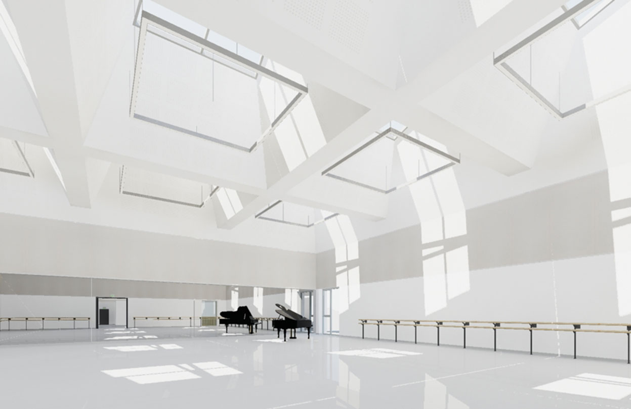 Scottish Ballet Studio One